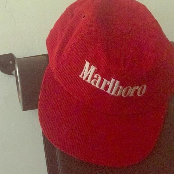 9129f86a Vintage Accessories   Marlboro Hat   Poshmark